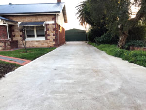 About adelaide concrete for Garage flooring adelaide